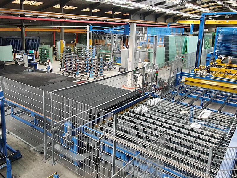 RIOU Glass investit 1,6 million d'euros dans son usine mayennaise RIOU Glass VIO - Batiweb