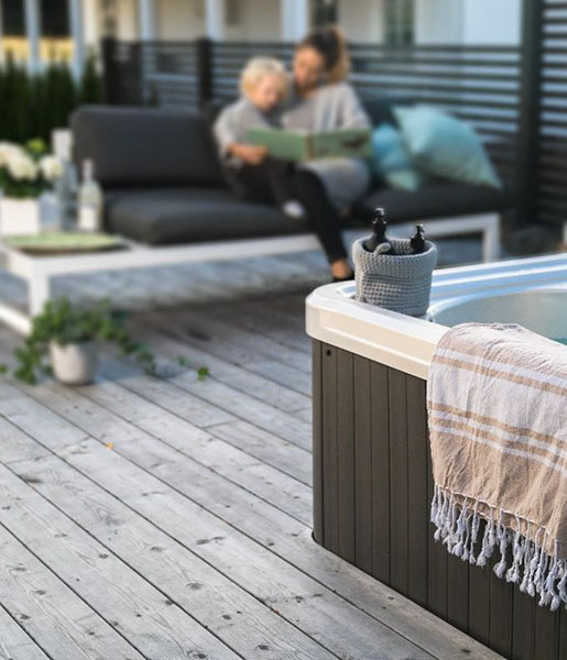Terrasse HEARTWOOD : une terrasse esthétique et naturelle