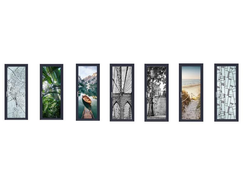 ATLANTEM dévoile de nouveaux designs originaux : des portes d'entrée 100% personnalisables - Batiweb