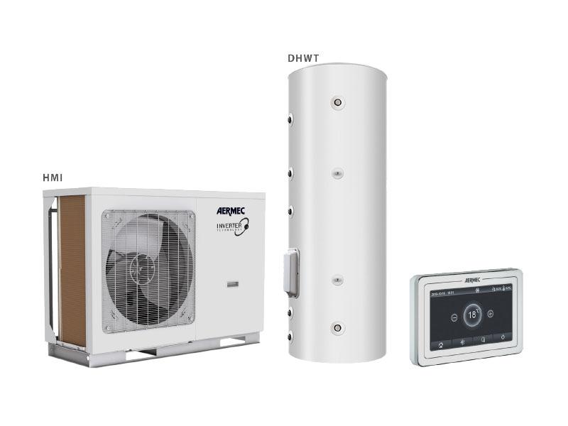 Pompe à chaleur réversible à condensation par air - Batiweb
