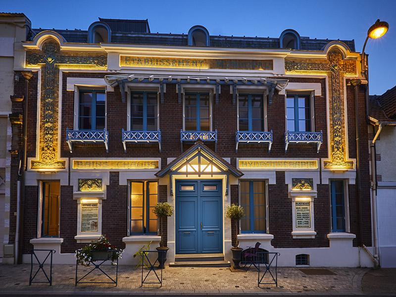 Odyssée de Bel'm, la porte idéale pour la rénovation d'un bâtiment historique - Batiweb