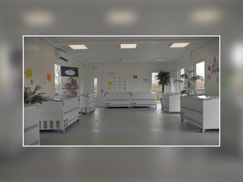 La Charlotte confie à Portakabin la construction de sa boutique-usine éphémère - Batiweb