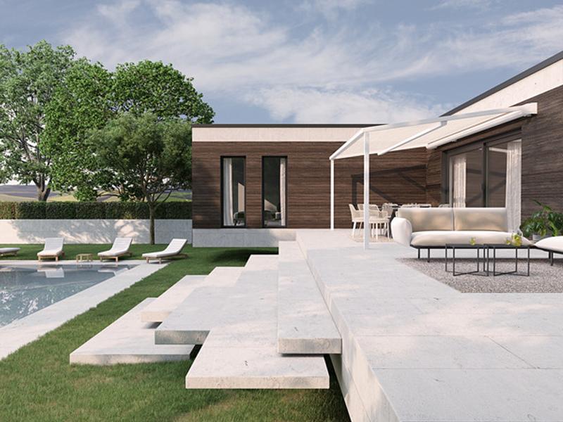 KE OUTDOOR DESIGNvient de remporter le prestigieuxIF Design Award 2021 dans la catégorie produit avec son store pergola HYDRAE PLUS - Batiweb