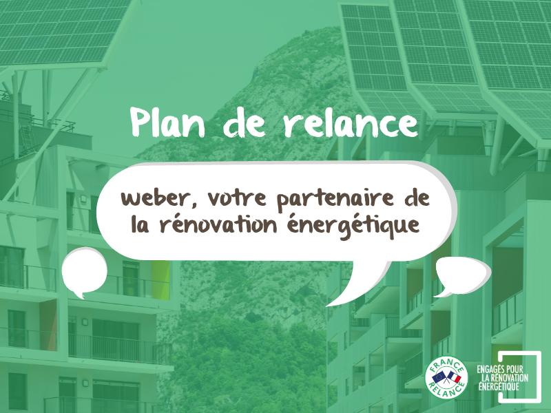 Weber, votre partenaire de la rénovation énergétique ! - Batiweb