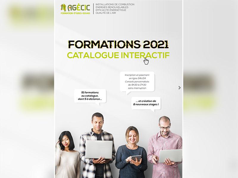 Catalogue Interactif Formations 2021 - Batiweb