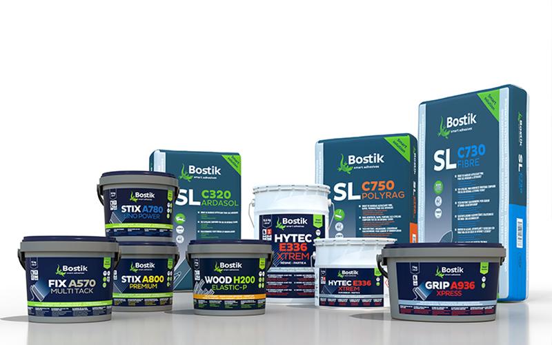 Bostik : une nouvelle gamme sols pour tous vos chantiers. - Batiweb