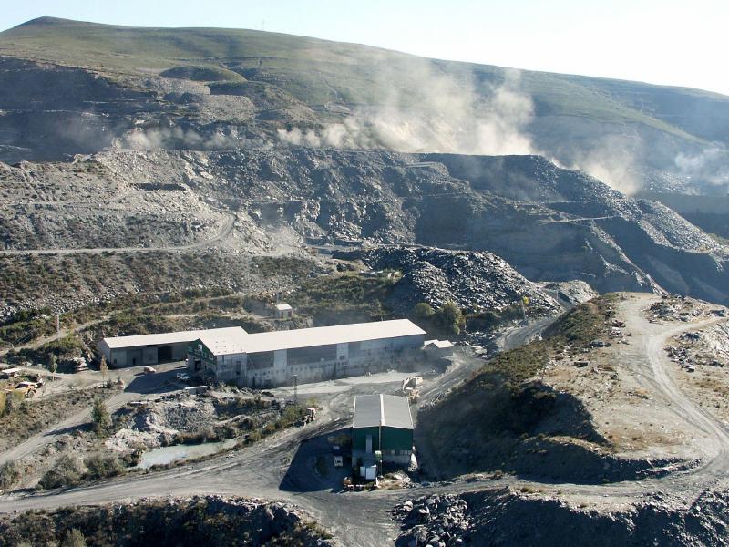 Pénurie de matières premières dans le bâtiment : CUPA PIZARRAS, leader mondial de l'ardoise naturelle, acquiert 3 nouvelles carrières - Batiweb