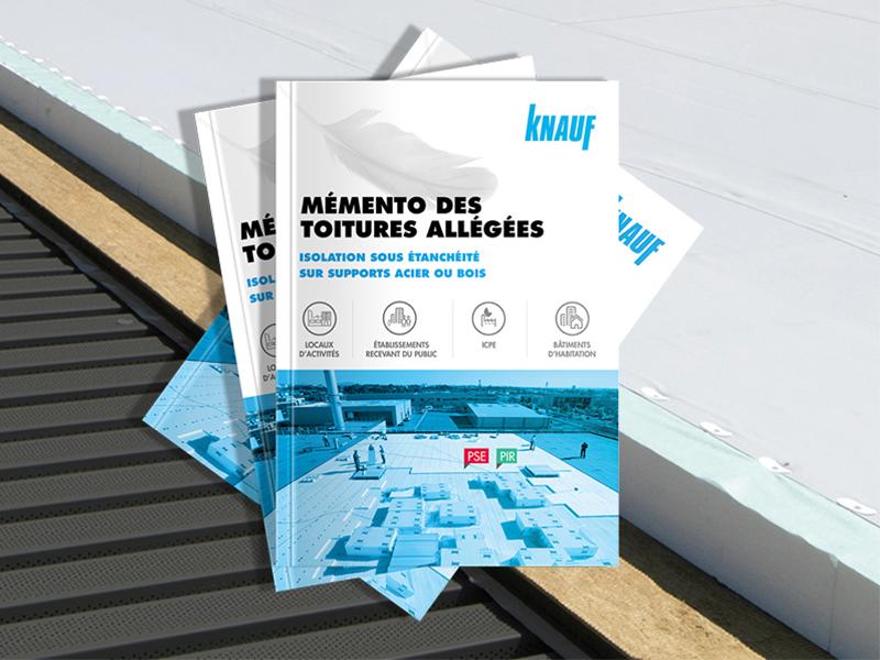 Des projets d'isolation sur support acier ou bois ? Découvrez le nouveau guide Knauf - Batiweb