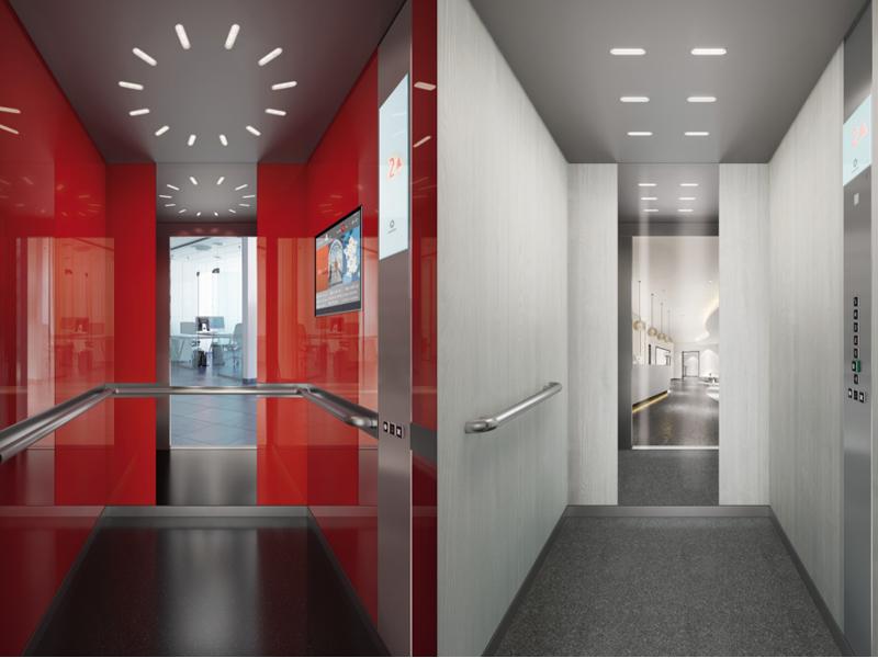 Schindler 3000 : Découvrez la nouvelle génération d'ascenseurs connectés ! - Batiweb