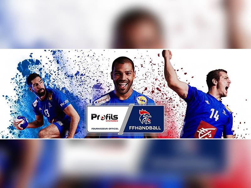 PROFILS SYSTEMES fait gagner deux maillots de l'équipe de France masculine de handball sur Facebook et Instagram - Batiweb