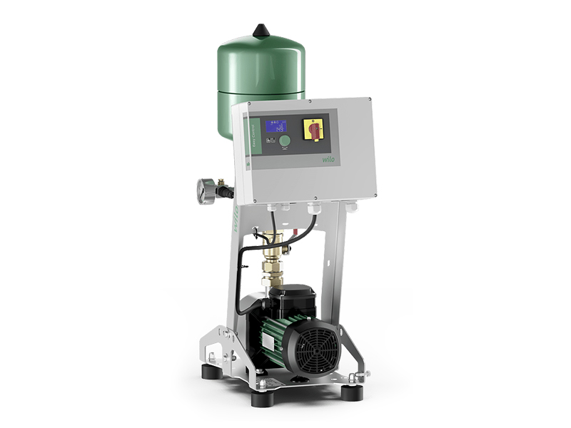 Wilo-Isar MODH1, distribution d'eau et surpression collective automatiques pour applications domestiques, commerciales, industrielles et municipales - Batiweb