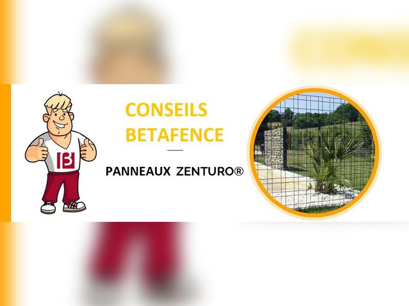 Les applications de la clôture Zenturo: découvrez notre nouvelle vidéo - Batiweb