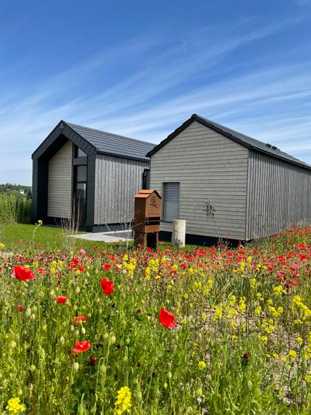En matière d'efficacité énergétique, les maisons de vacances sont un projet exemplaire.