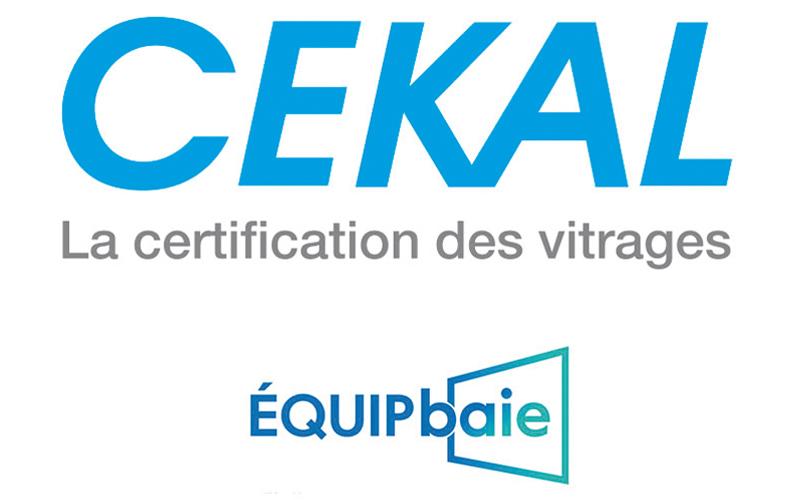 CEKAL signe la qualité des vitrages certifiés - Batiweb