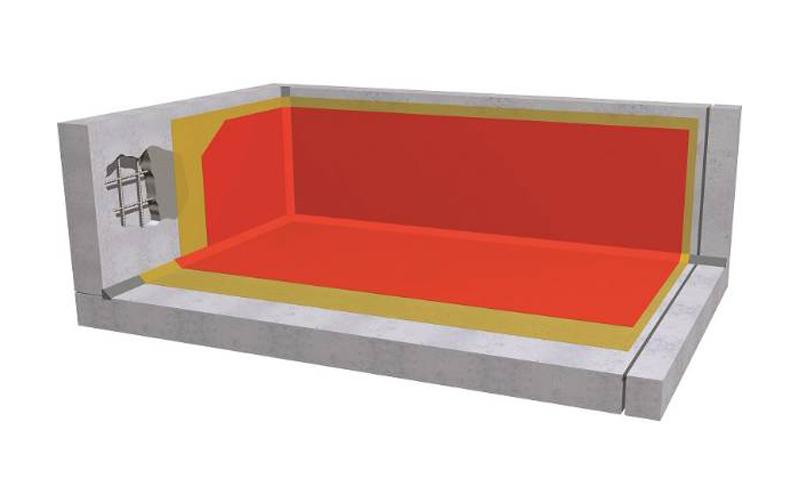 Le renouveau des stations d'épuration et des ouvrages en béton en situations complexes : MASTERSEAL® 7000 CR, résistances chimiques et à la fissuration, un couple inédit - Batiweb