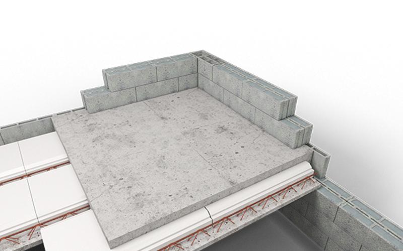 Pont thermique: un système complet mur et plancher - Batiweb
