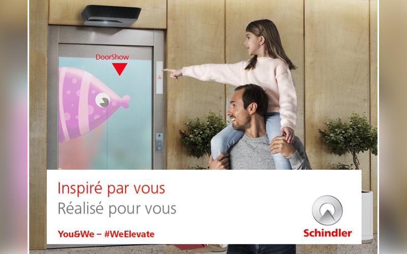 L'ascenseur connecté élargit le champ des possibles. Connaissez-vous tous les avantages que les services numériques Schindler offrent quotidiennement ? - Batiweb