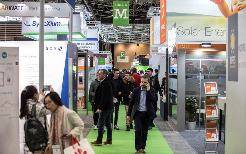 La transition énergétique au cœur du salon BePOSITIVE 2021 - Batiweb