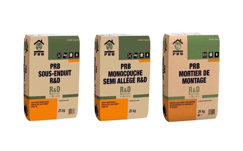 Les produits sans ciments de la gamme R&D - Batiweb