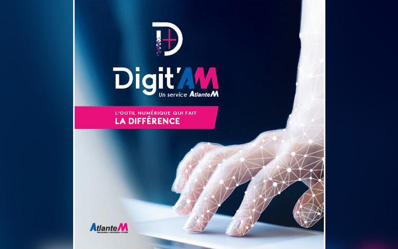 ATLANTEM dévoile sa vision de l'innovation numérique : DIGIT'AM, plateforme de gestion inédite et une offre de produits domotisés - Batiweb