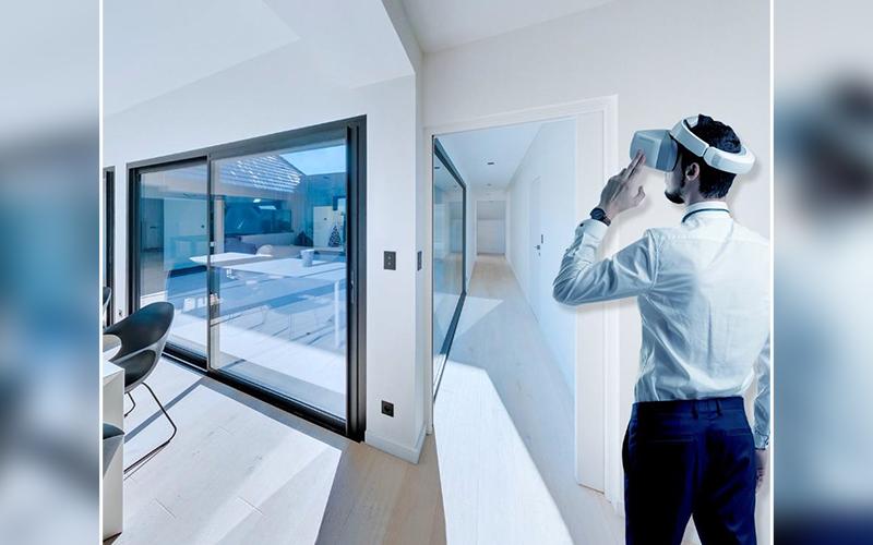 Sapa accélère la dynamique de la préfabrication : enrichissement de sa gamme PERFORMANCE 70 et immersion dans son nouveau showroom en réalité virtuelle - Batiweb