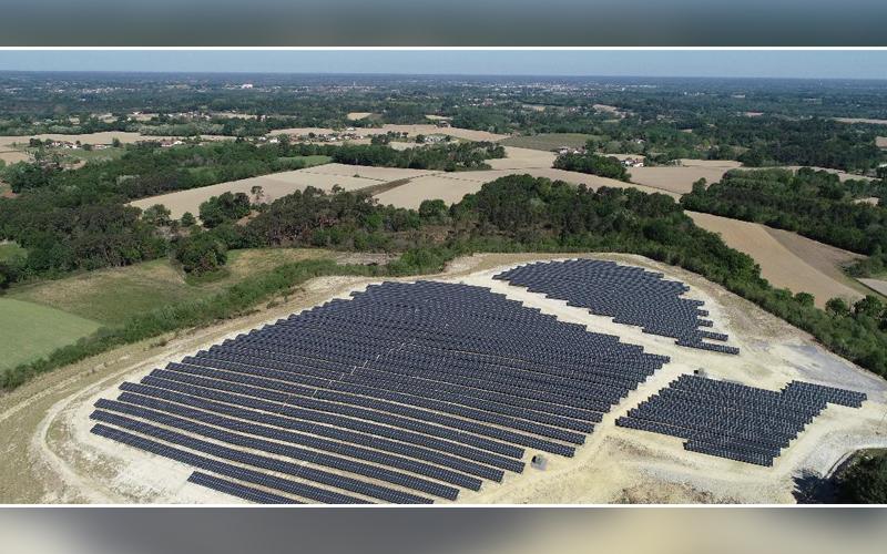 PLACO® ET BAYWA R.E. inaugurent le parc solaire des Pierres Blanches (40) - Batiweb