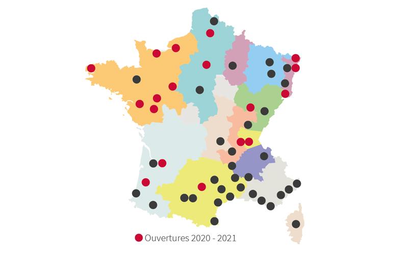 Vague de recrutement annoncée pour Hitachi Cooling & Heating France - Batiweb
