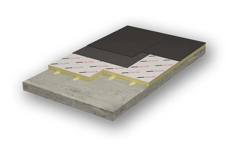 5ÈME FAÇADE : panneau d'isolation IKO ENERTHERM ALU XL pour toitures-terrasses béton et bois apparent. De hautes performances mécaniques pour répondre à tous les projets neufs ou en rénovation - Batiweb