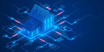 Smart Home / Domotique / Habitat connecté /   Electricité Batiweb