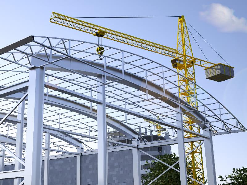 Construction Industrialisée et modulaire, structure légère, Chapiteau avec Batiweb.com - Batiweb